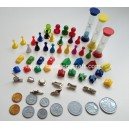 CC402- Board Game Pieces