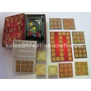 CC307-Children Card Game with tin box